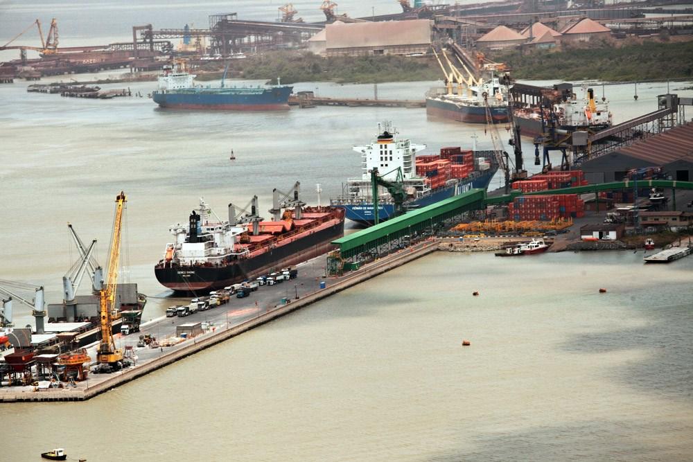 Resultado de imagem para Terminal de Grãos do Maranhão (TEGRAM